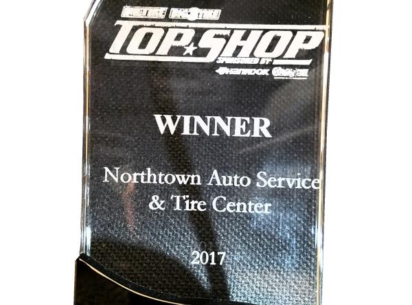 Top Shop Trophy